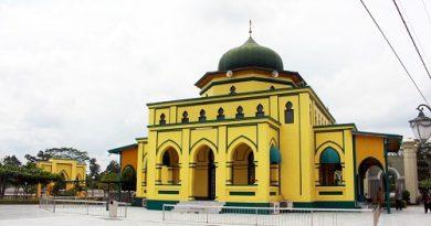 Mesjid Syahabuddin, Saksi Sejarah Kerajaan Siak Sri Indrapura Masa Pemerintahan Sultan Syarif Kasim