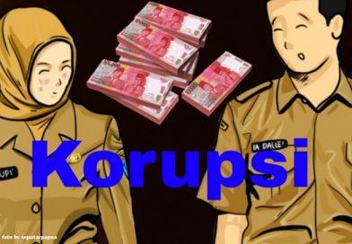 ASN Korupsi Masih Digaji Negara