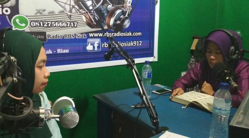 Tingkatkan pemahaman membaca al-Qur'an, RBS Radio Luncurkan program belajar tajwid.