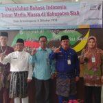 Balai Bahasa Indonesia Provinsi Riau Taja penyuluhan