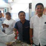 Pimpinan DPRD Siak Menggelar Coffe Morning Dengan Sejumlah Awak Dan Pimpinan Media.