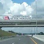 Kabar Gembira, Mulai 23 Desember 2019, Tol Pekanbaru Dumai Beroperasi Gratis.